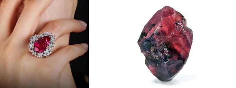 Rubino: significato, curiosità e gioielli